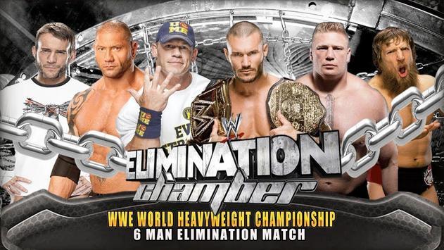Elimination Chamber – WWE Elimination Chamber screenshot 2
