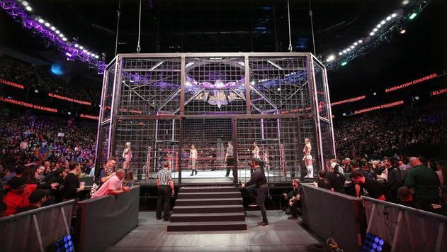 Elimination Chamber – WWE Elimination Chamber screenshot 7