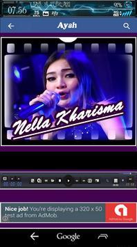 Ayah Lagu+lirik Nella Kharisma Terbaru screenshot 2