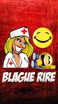 Blague Rire poster