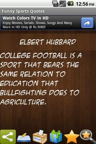Funny Sports Quotes for Android - APK Download