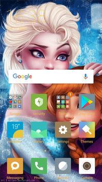 Elsa and Anna Wallpapers HD 4K screenshot 2