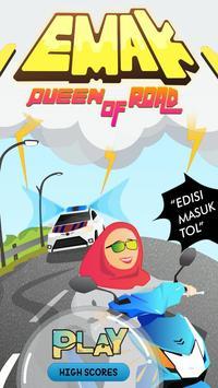 Emak (Queen Of Road) poster