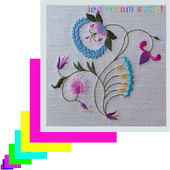 Embroidery DIY icon