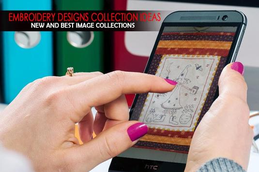 Embroidery Collection Design Ideas screenshot 6