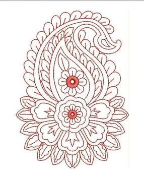 Embroidery Pattern Idea screenshot 1