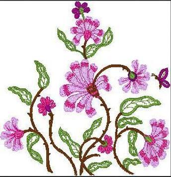 Embroidery Pattern Idea screenshot 2