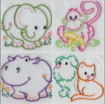 Embroidery Pattern Idea screenshot 5