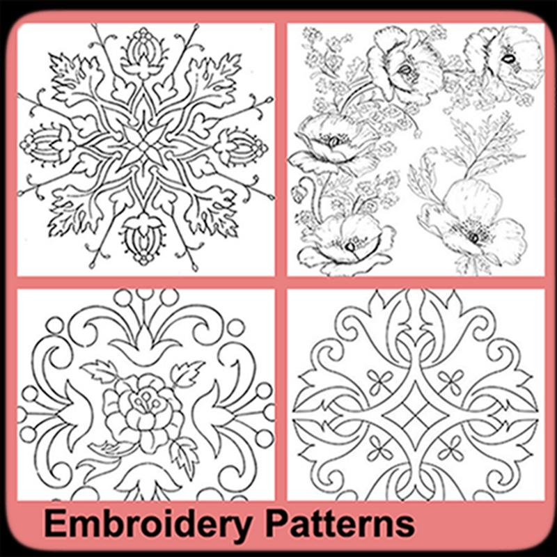 Embroidery Patterns For Android Apk Download