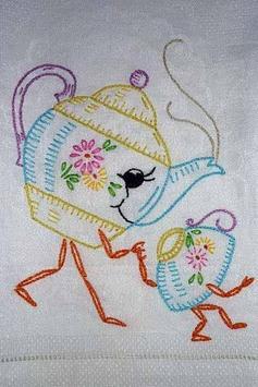Embroidery Stitch Pattern screenshot 3