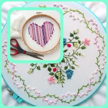 Embroidery Stitch Tutorial apk screenshot
