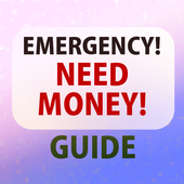 Emergency Need Money icon