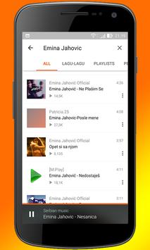 Emina Jahovic Songs apk screenshot