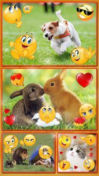 Editor de Fotos con Emojis 😍😊 Pegatinas de Fotos captura de pantalla 5