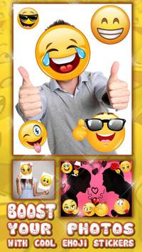 Emoji Face Photo Editor 😍😊 Stickers For Pictures screenshot 6