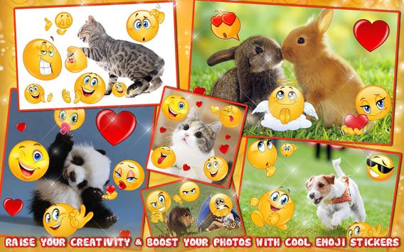 Emoji Face Photo Editor 😍😊 Stickers For Pictures screenshot 9