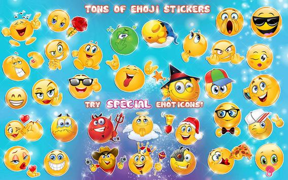 Editor de Fotos con Emojis 😍😊 Pegatinas de Fotos captura de pantalla 13