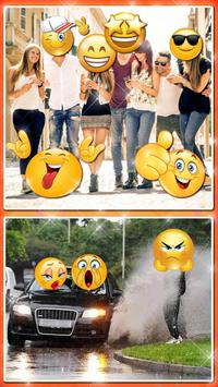Emoji Face Photo Editor 😍😊 Stickers For Pictures screenshot 3