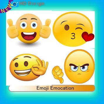 Emoji Emocation poster