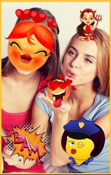 Emoji Stickers Maker And Photo Editor screenshot 3