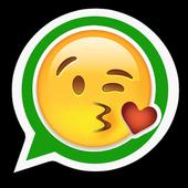 Cute GIF Emoji icon