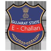 Gujarat E-Challan icon