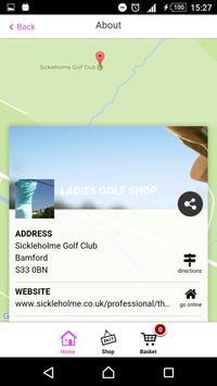 Ladies Golf Shop apk screenshot