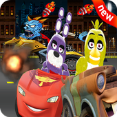 Battle Racing for FNAF 2017 icon