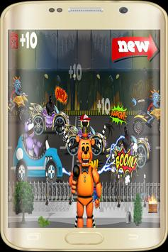 Battle Racing for FNAF 2017 poster