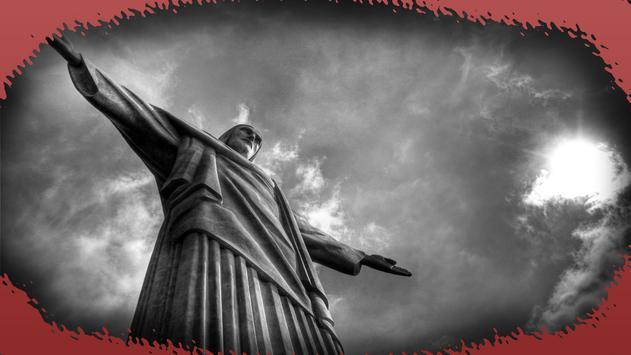 Christ The Redeemer Wallpaper poster