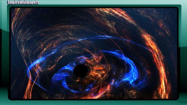 Black Hole Pack 2 Wallpaper apk screenshot