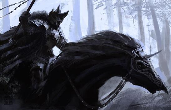 Black Knight Live Wallpaper apk screenshot