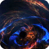 Black Hole Pack 3 Wallpaper icon