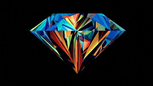 Diamond Live Wallpaper poster