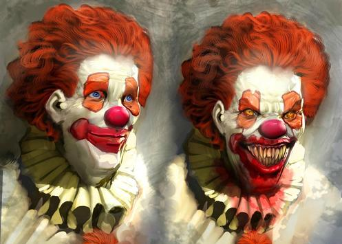 Horror Clown Pack 2 Wallpaper poster