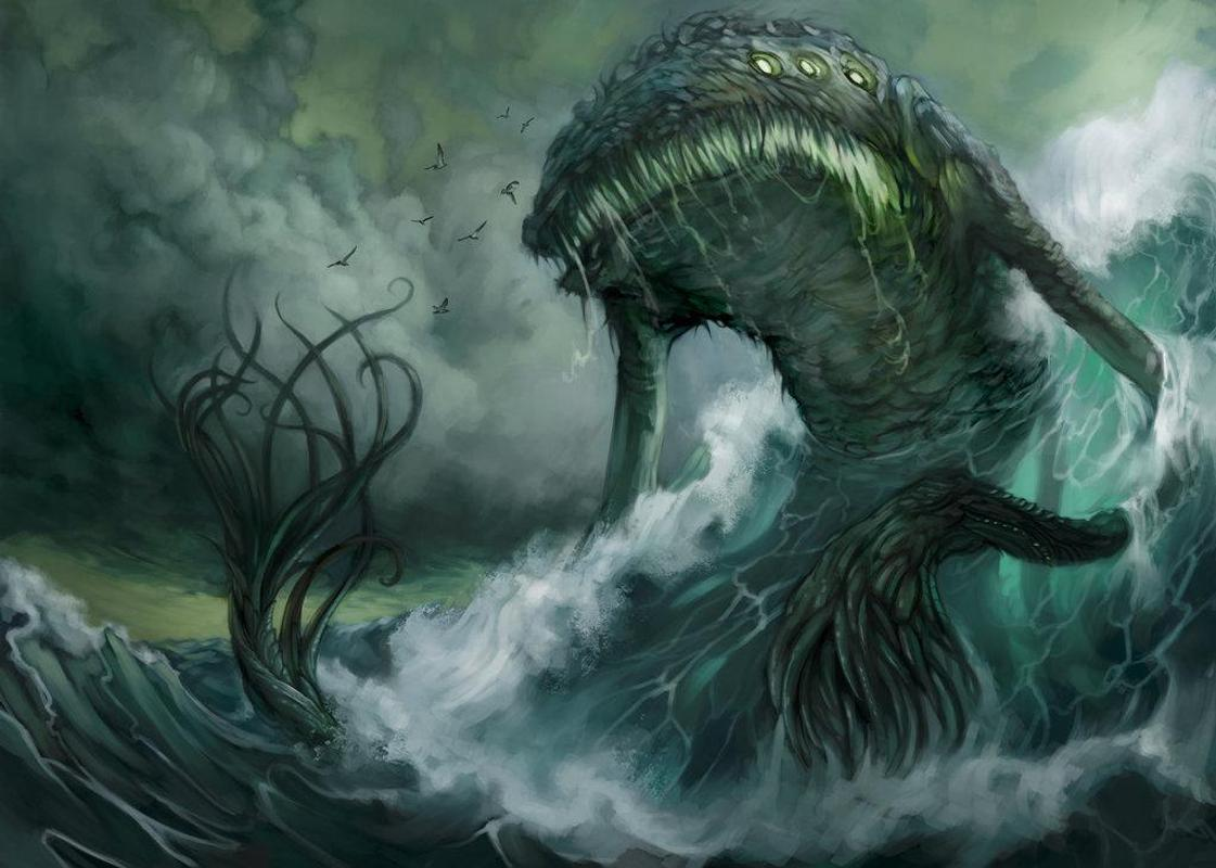 Leviathan Live Wallpaper for Android - APK Download
