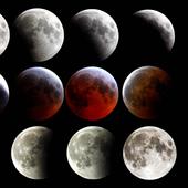 Moon Eclipse Wallpaper icon
