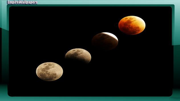 Moon Eclipse Wallpaper screenshot 1