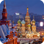 Moscow Russia Pack 2 Wallpaper icon