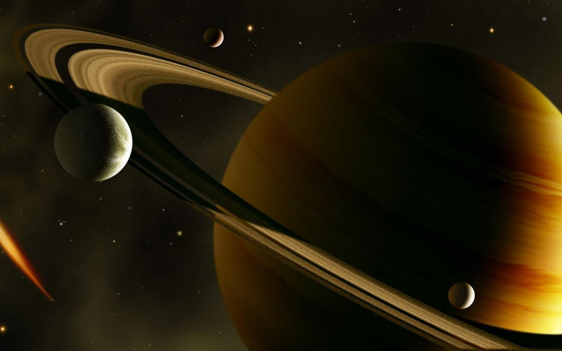 Saturn Planet Live Wallpaper For Android Apk Download