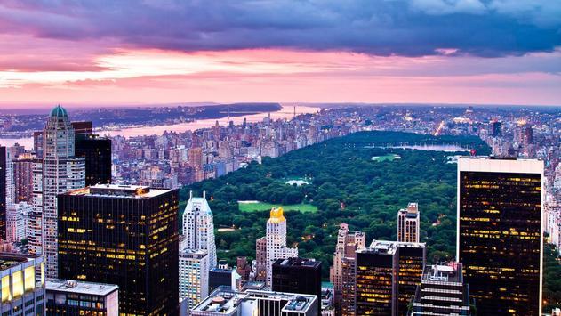 Central Park NY Live Wallpaper apk screenshot