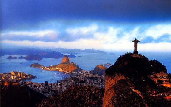 Rio de Janeiro Live Wallpaper apk screenshot