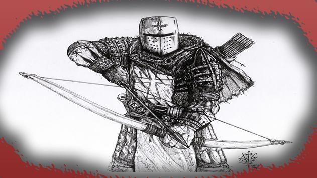 Templar Knight Wallpaper apk screenshot