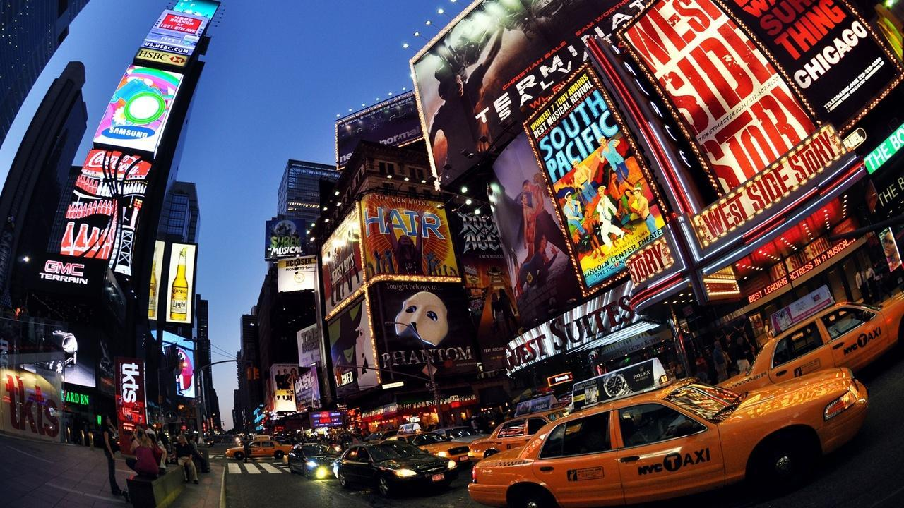 Time Square Live Wallpaper For Android Apk Download