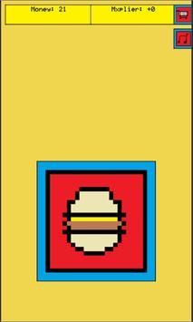 Burger idle clicker screenshot 1