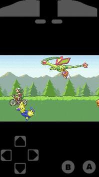 GBA emulator screenshot 1
