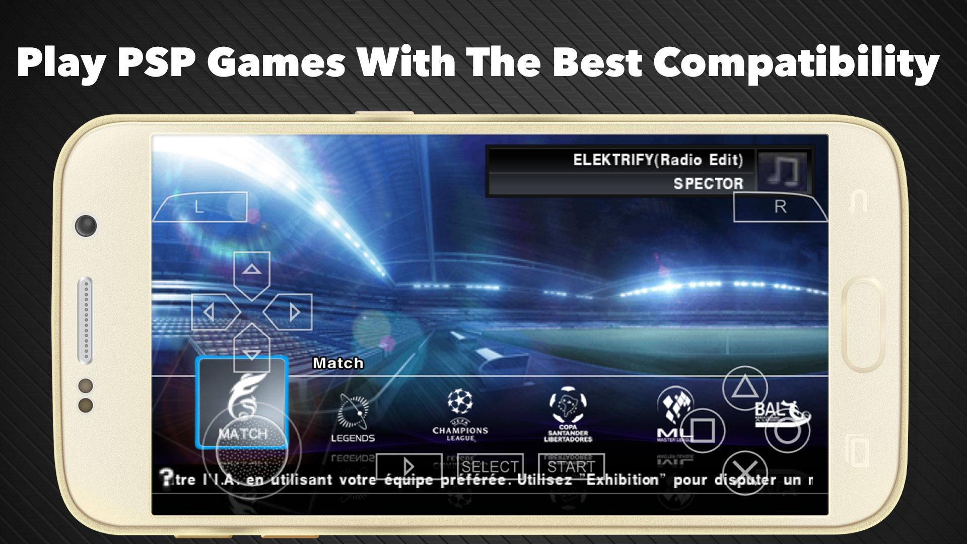 Emulator For PSP - FREE for Android - APK Download