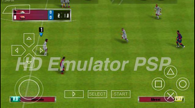 Golden Emulator For PSP 2018 % apk screenshot