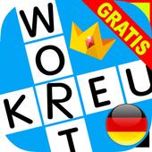 Crossword German Puzzles Free icon
