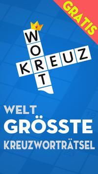 Crossword German Puzzles Free poster